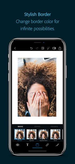 تطبيق تعديل الصور و الفوتوشوب PS Touch