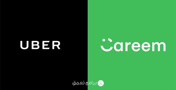 شركة كريم و سوق المنافسة مع الشركات الأخر