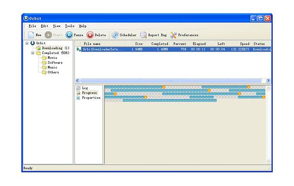 برنامج اوربت داونلودر Orbit Downloader