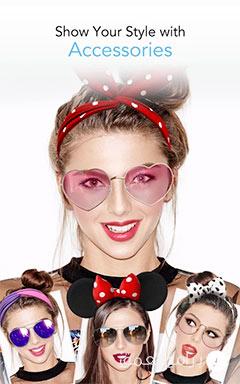 مميزات تطبيق تعديل الصور يو كام ميك اب Youcam Makeup